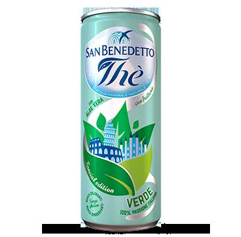 ΠΡΑΣΙΝΟ ICE TEA ΜΕ ALOE VERA (330ml) Image